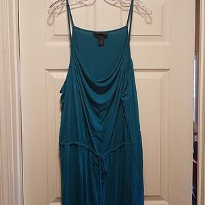 Teal blue Sundress